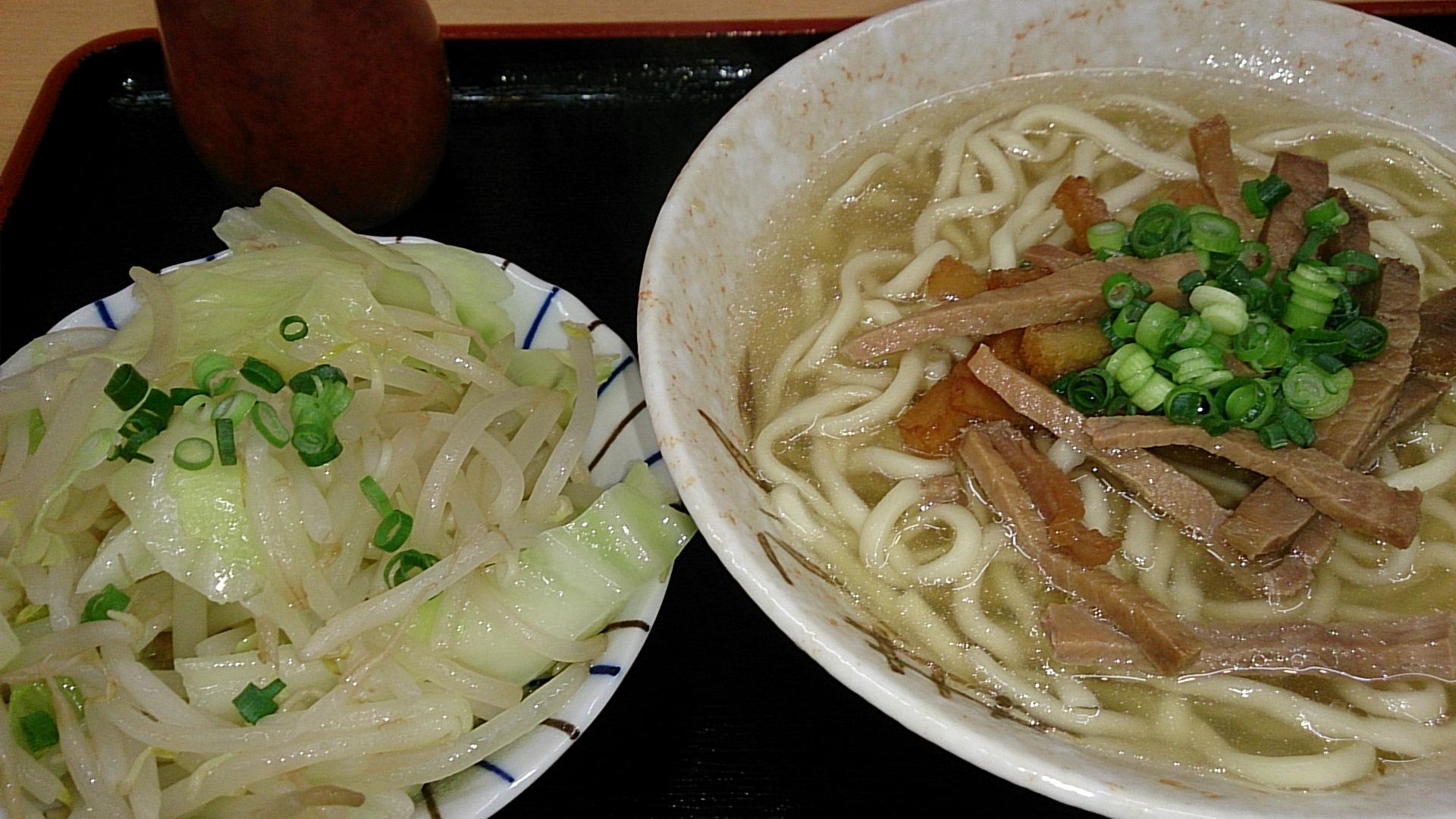 八重山そば みやら製麺